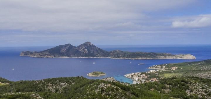 Puerto de Andratx a Sant Elm