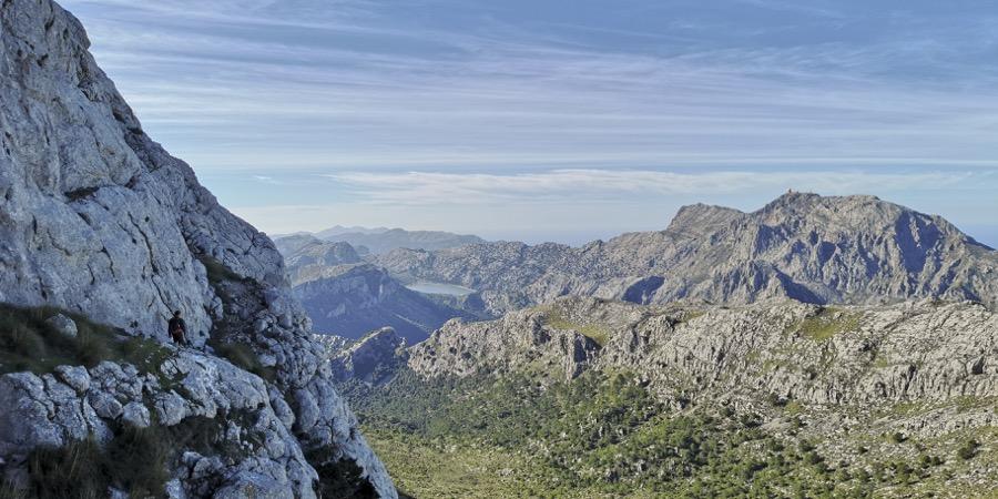 Puig Massanella i Serra dels Teixos